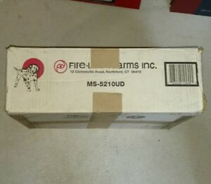 New Fire lite Ms 5210ud Fire Alarm Control Panel