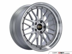 Bbs 19 Style Lm 280 Wheels Square Set Of Four Lm280dspkkt