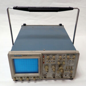 Tektronix 2465b 400mhz Analog 4 Channel Oscilloscope No Options