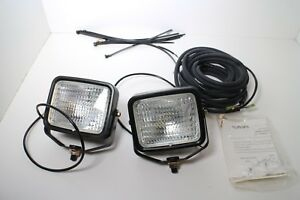 Kubota B8037 Front Work Light Kit For B21 Tlb Tractors