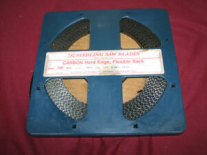 Sterling Bandsaw Blade Coil