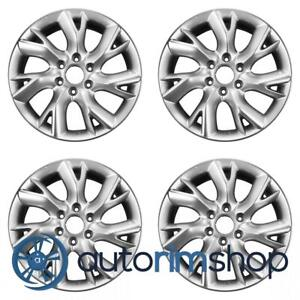 Infiniti Qx56 Qx80 2011 2014 20 Factory Oem Wheels Rims Set