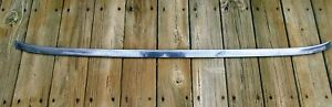 1959 1960 Chevrolet El Camino Rear Roof Edge Stainless Molding Cab Trim 59 60