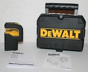 Dewalt 3 Spot Laser Level Dw08301