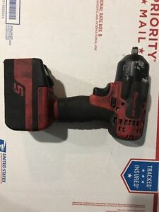Snap On Ct8810a 3 8 Drive Cordless Impact Wrench W Battery Ctb8185