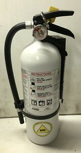 Kidde 5lb Abc Fire Extinguisher Non magnetic For Mri Use