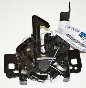 Ford Oem Hood lock Latch 5w7z16700a