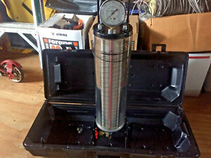 Robinair Dial A Charge New In The Box Heated Freon Charging Cylinder 5lb 43678b