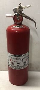 Amerex 5lb Halon 1211 Fire Extinguisher Full