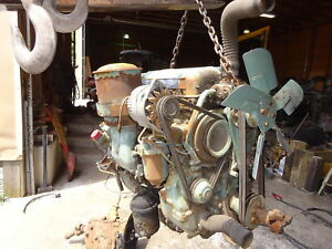 Detroit Diesel 3 53 Engine Runs Mint Low Hrs 353 Gm Skidder Hyster