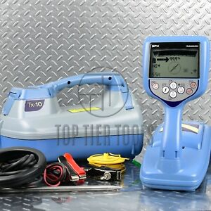 Radiodetection Rd8000 Pdl Tx10 Cable pipe Fault Locator Utility Tracer Cps Catv