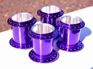 Transparent Candy Purple Powder Coating Paint New 1lb