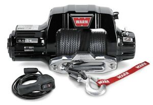 Warn Industries 9 5cti s Winch 9500 With Synthetic Rope