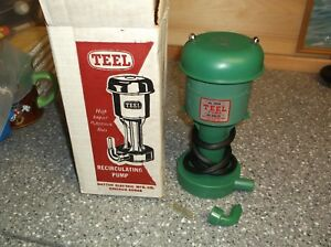 Teel Recirculating Pump New In Box 1p618