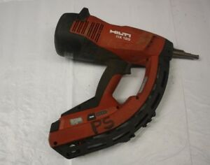 Hilti Gx 120 Gas Actuated Fully Automatic Fastening Nail Gun