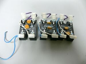 Lot Of 3 Crydom A2410 90 280v Solid State Relays