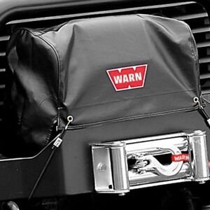 Warn 8557 Soft Winch Cover For M8274 50 Winch