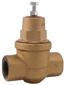 Cash Acme Eb75 3 4 Water Pressure Reducing Regulator Valve 23000 0045