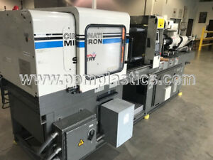 1997 Milacron Vsx85 4 83 s85a0497001 Used Plastic Injection Molding Machine