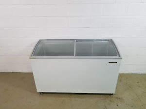 Hussmann Hsd sc 320y Merchandiser Reach In Freezer Tested 115 Volt