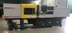 2004 Roboshot S2000i165 4 02 4197a01046 Used Plastic Injection Molding Machine