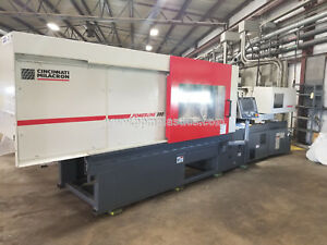2006 Milacron Nt330 29 w22a0400005 Used Plastic Injection Molding Machine