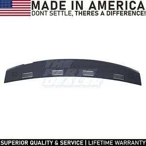 2002 2005 Dodge Ram Molded Dash Cap Cover Skin Overlay Rear Defrost Navy Blue