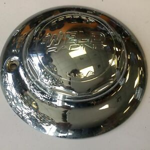 Weld Racing Forged Wheels Center Cap No Part