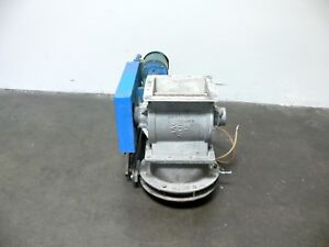 Conveyor Systems Mechanical Contractors Rv 4 Powder Hopper W 5hp Baldor Motor