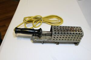 Hexacon Electric Heavy Duty Soldering Iron With Metal Holder