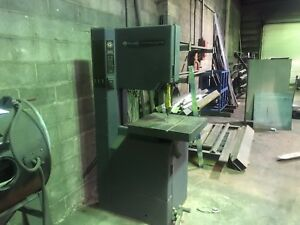 Rockwell Vertical Band Saw 20 X 12