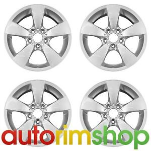 New 17 Replacement Wheels Rims For Bmw 525i 528i 530i 2004 2010 Set