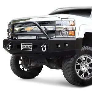 For Chevy Silverado 2500 Hd 15 17 Bumper Horizon Bullnose Series Full Width