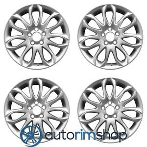 Volvo C30 2007 2010 17 Factory Oem Wheels Rims Set Mestra