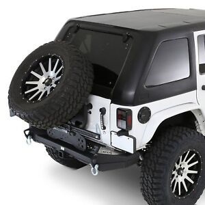 For Jeep Wrangler Jk 2018 Smittybilt 518703 Slant Hard Top