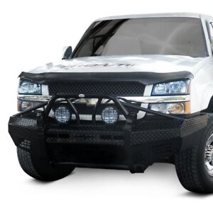 For Chevy Avalanche 2500 03 06 Bumper Xtreme Series Full Width Black Front Hd