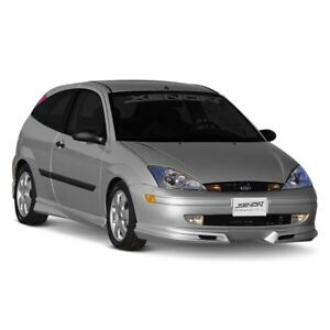 For Ford Focus 2000 2004 Xenon 10070 Style 1 Body Kit Unpainted