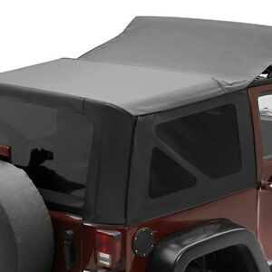For Jeep Wrangler 2007 2009 Bestop 79136 35 Replace a top Black Diamond Soft Top