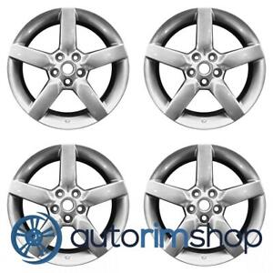 Chevrolet Camaro 2010 2013 19 Factory Oem Wheels Rims Set 929197468
