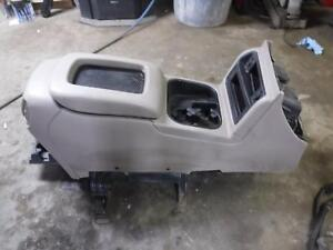 2003 2007 Chevrolet Gmc 2500 3500 Center Console Silverado Oem