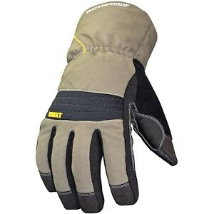Youngstown Glove 11 3460 60 l Waterproof Winter Xt 200 Gram Thinsulate Wa New