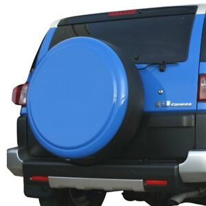 For Toyota Fj Cruiser 07 09 32 Rigid Series Voodoo Blue Spare Tire Cover