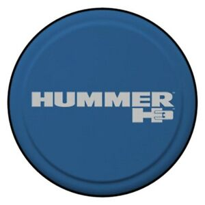 For Hummer H3 06 10 Tire Cover 32 Rigid Series Superior Blue Spare Tire Cover