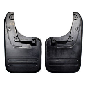 Rear Mud Flaps Splash Guard Fits Toyota Hilux An10 An20 4wd Pickup 2004 15 Ted