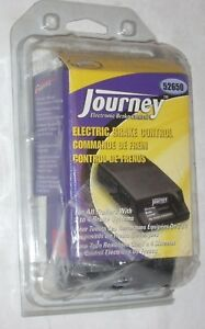 Journey 52650 Electric Brake Control For 2 To 4 Brake Systems Usa Made By Valley