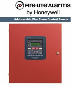 New Firelite Es 50x Fire Alarm Control Panel
