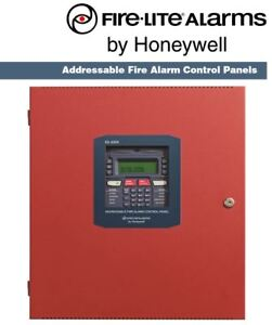 New Firelite Es 200x Fire Alarm Control Panel