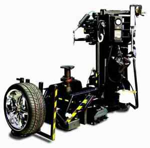 Snap on Quadriga Automatic Tire Machine
