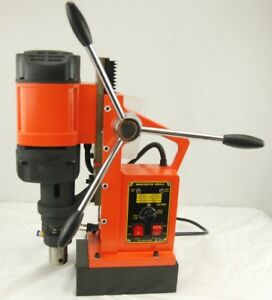 Boky J1c 50d Magnetic Drill Press 2 Max Diameter 200 600 Rpm Variable Speed