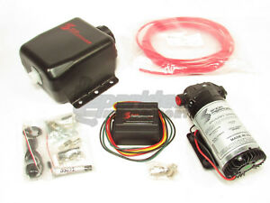 Snow Stage 2 Maf Map Boost Cooler Water Methanol Injection Kit Gasoline Engines